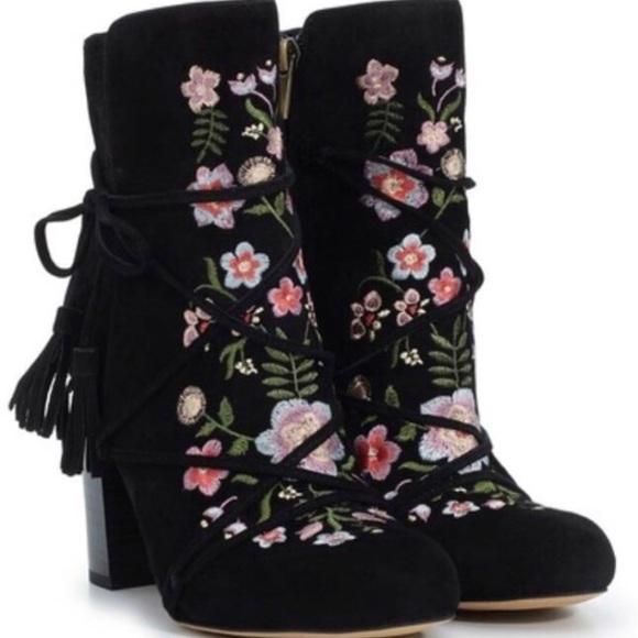 2c600add7 Sam Edelman Winnie black suede boots
